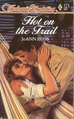 book cover of Hot on the Trail