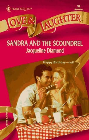 book cover of Sandra and the Scoundrel