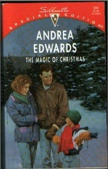 book cover of The Magic of Christmas