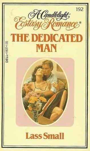 book cover of The Dedicated Man