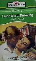 book cover of A Man Worth Knowing