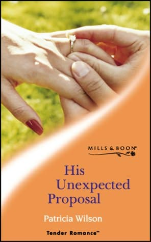 book cover of His Unexpected Proposal