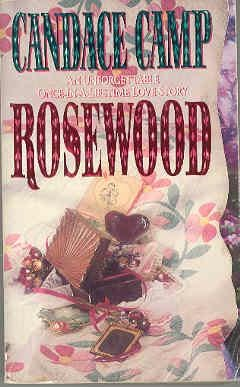 book cover of Rosewood