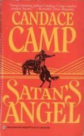 book cover of Satan\'s Angel