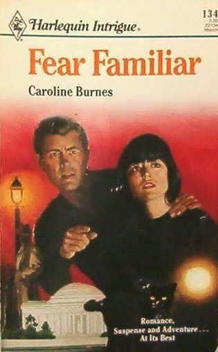 book cover of Fear Familiar