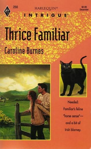 book cover of Thrice Familiar