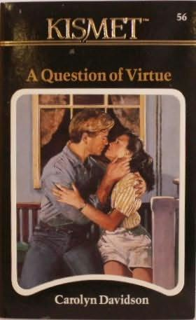 book cover of A Question of Virtue