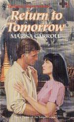 book cover of Return to Tomorrow