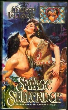 book cover of Savage Surrender