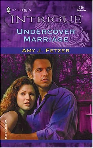 book cover of Undercover Marriage