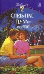 book cover of Luke\'s Child
