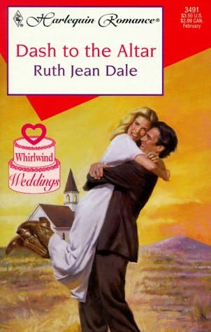 book cover of Dash to the Altar