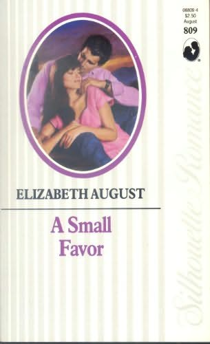 book cover of A Small Favor