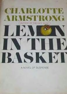 book cover of Lemon in the Basket