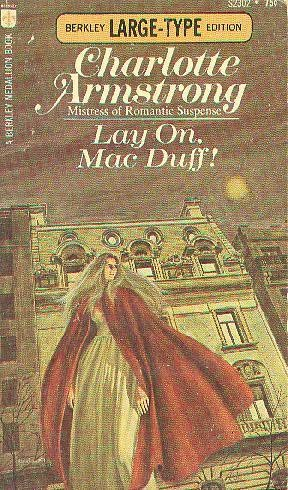 book cover of Lay On, Mac Duff!