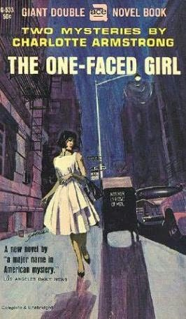 book cover of The One-Faced Girl