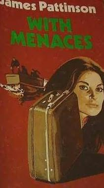 book cover of With Menaces