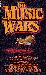 book cover of Music Wars