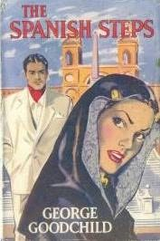 book cover of The Spanish Steps