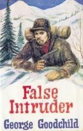 book cover of False Intruder