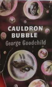 book cover of Cauldron Bubble