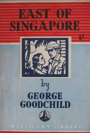 book cover of East of Singapore