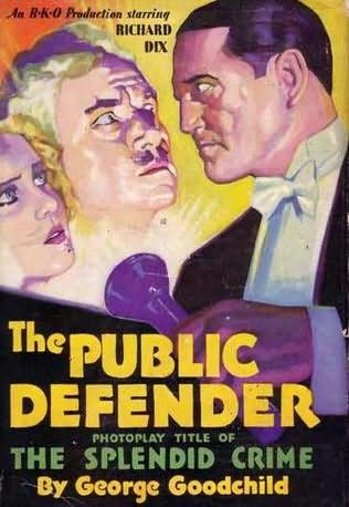 book cover of The Splendid Crime