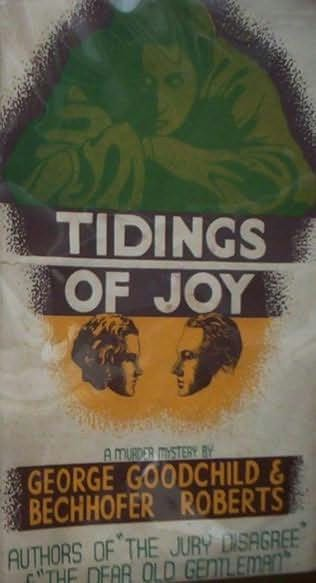 book cover of Tidings of Joy