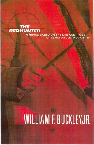 book cover of The Redhunter
