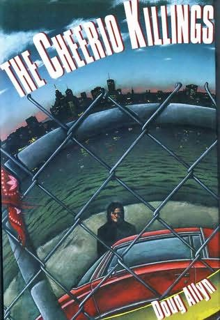 book cover of The Cheerio Killings