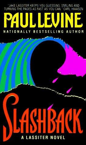 book cover of Slashback