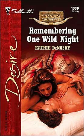 book cover of Remembering One Wild Night