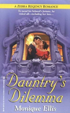 book cover of Dauntry\'s Dilemma