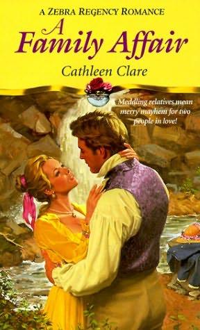 book cover of A Family Affair