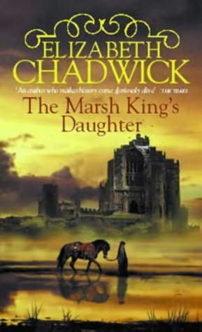 book cover of The Marsh King\'s Daughter