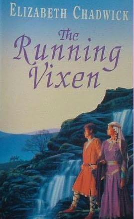 book cover of The Running Vixen