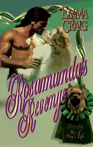 book cover of Rosamunda\'s Revenge