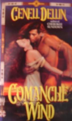 book cover of Comanche Wind