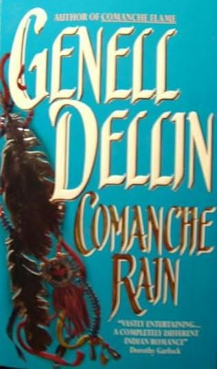 book cover of Comanche Rain