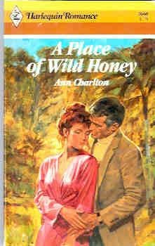 book cover of A Place of Wild Honey