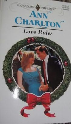 book cover of Love Rules