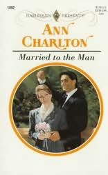 book cover of Married to the Man