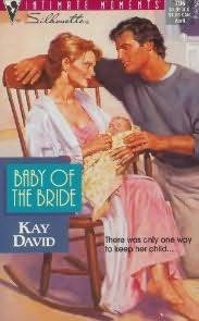 book cover of Baby of the Bride