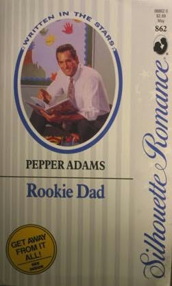 book cover of Rookie Dad