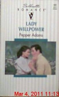 book cover of Lady Willpower