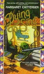 book cover of Dying to Sing