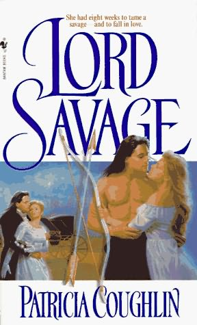 book cover of Lord Savage