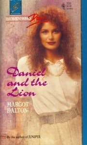 book cover of Daniel and the Lion