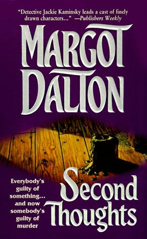 book cover of Second Thoughts