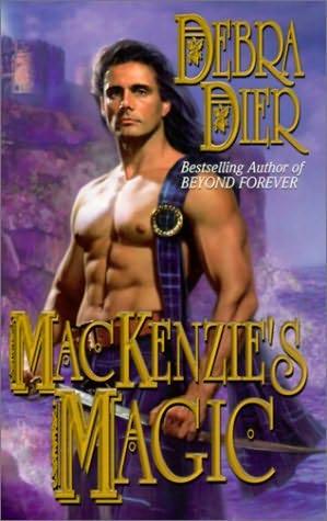book cover of MacKenzie\'s Magic
